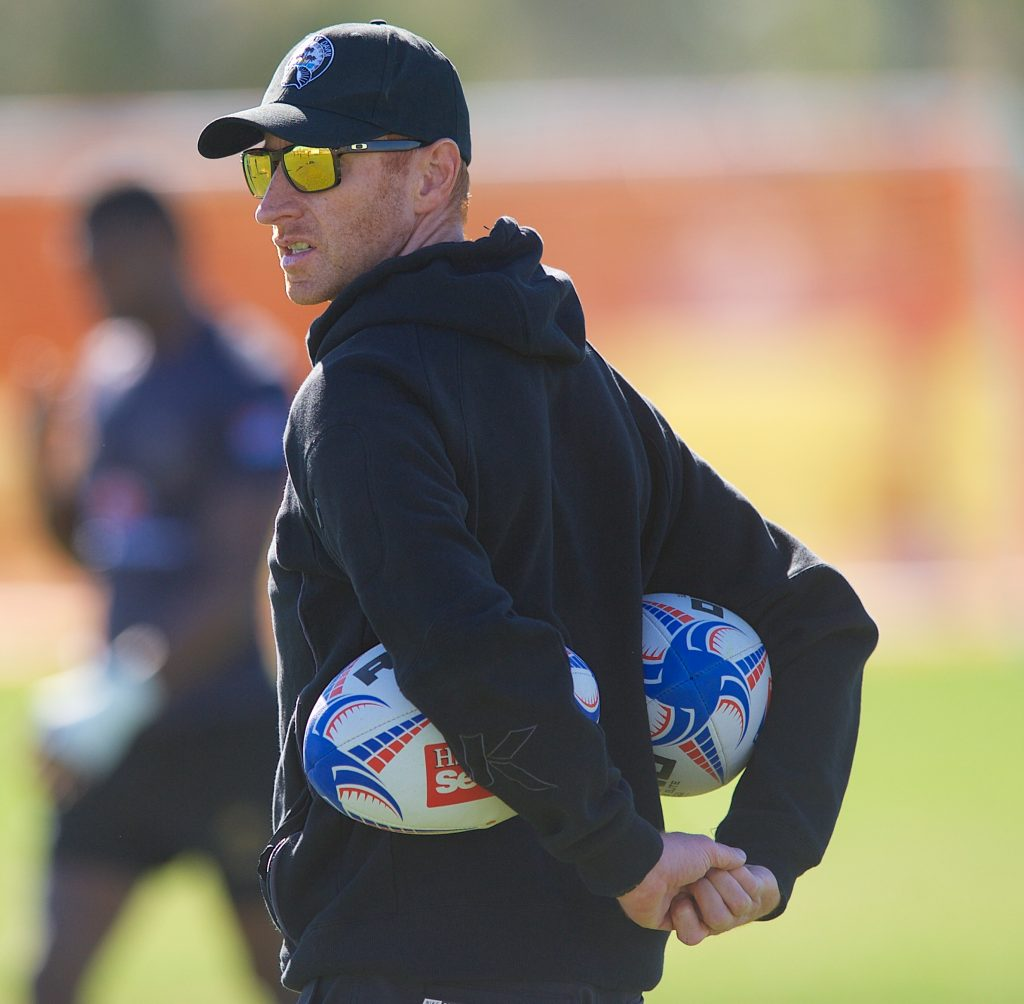 Ben Ryan Fiji Coach
