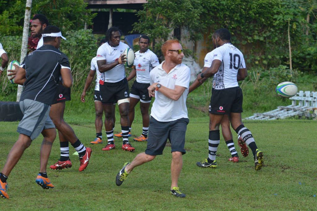 Uludamu - Training with the team