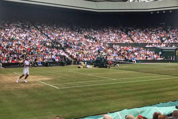 Wimbledon blog 2